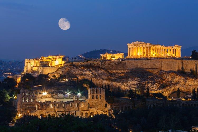 Athen – Griechenlands antike Hauptstadt