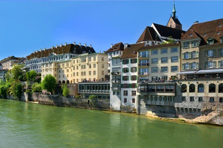 Basel – die Stadt am Rhein