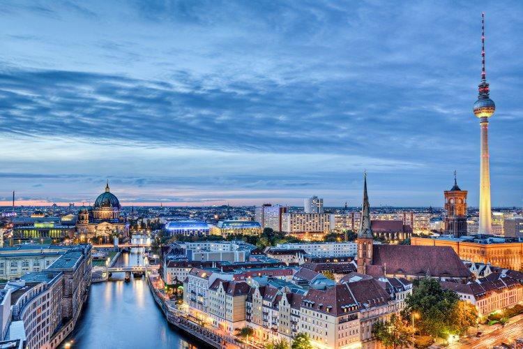 Berlin – die lebhafte Stadt
