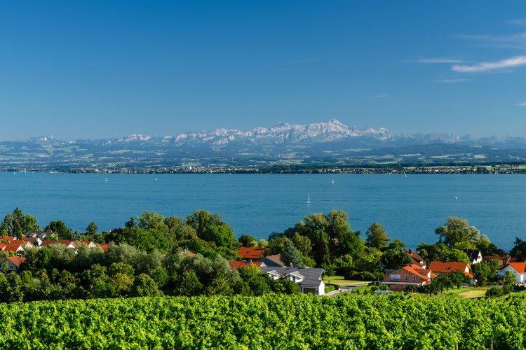 Bodensee – Deutschlands schönste Urlaubsregion