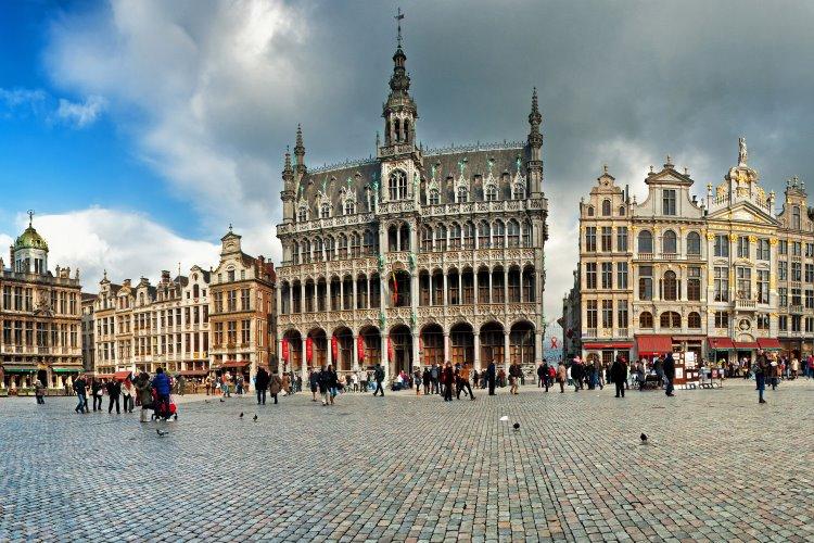 Brüssel – die belgische Hauptstadt