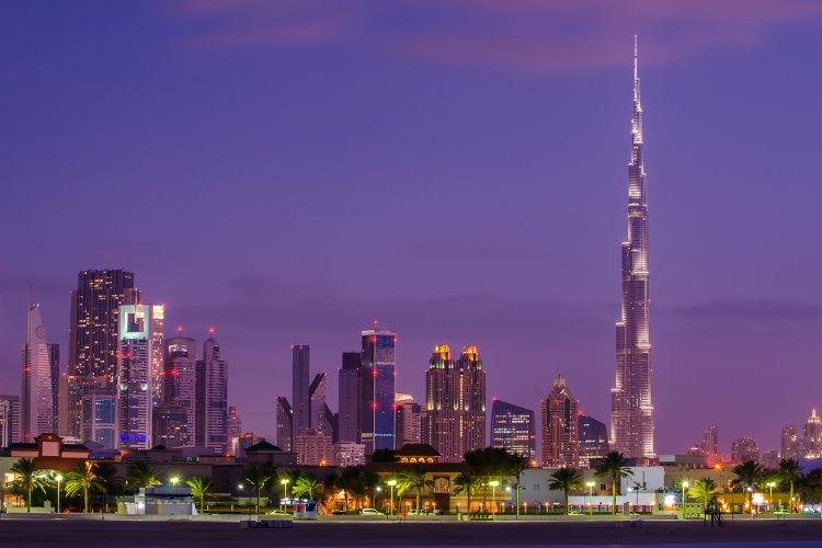 Dubai – ein Märchen wie 1001 Nacht