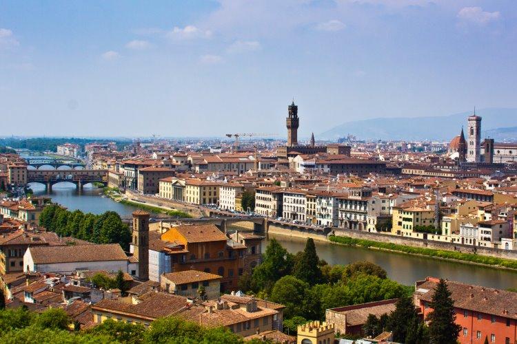 Florenz – die Hauptstadt der Toskana