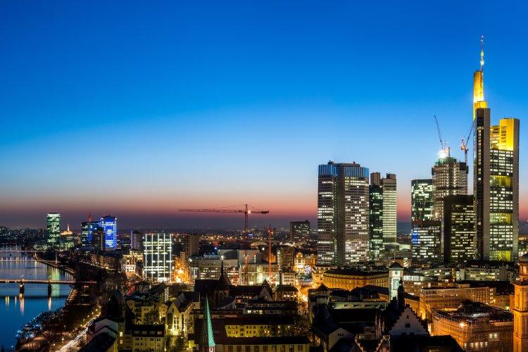 Frankfurt am Main – die Bankenmetropole