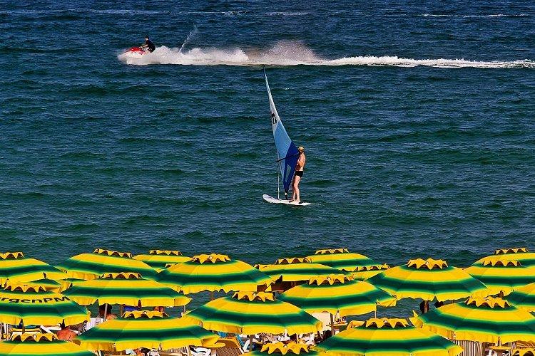 Goldstrand – Strandurlaub am schwarzen Meer