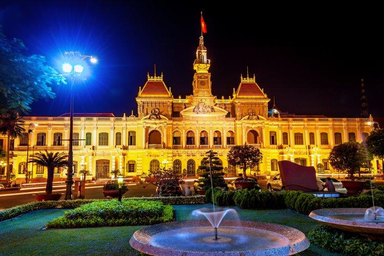 Ho Chi Minh – Stadt mit verschiedenen Gesichtern