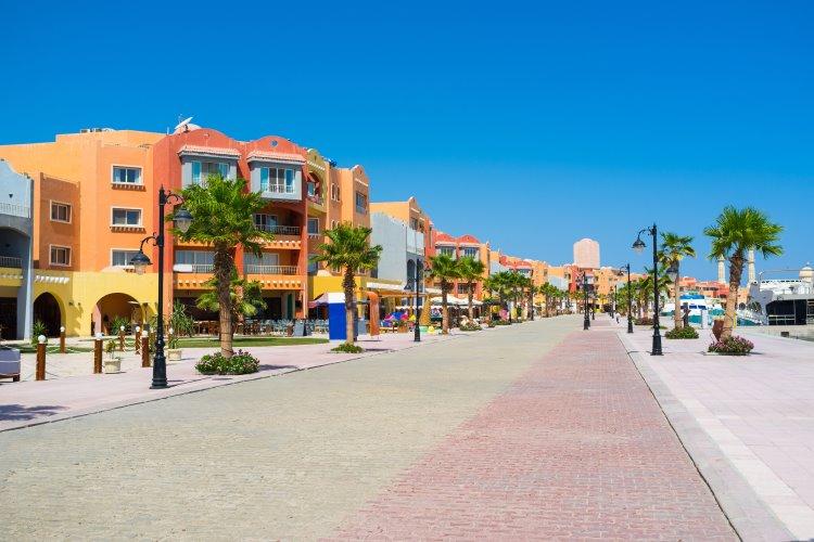 Hurghada – Erholung am Roten Meer