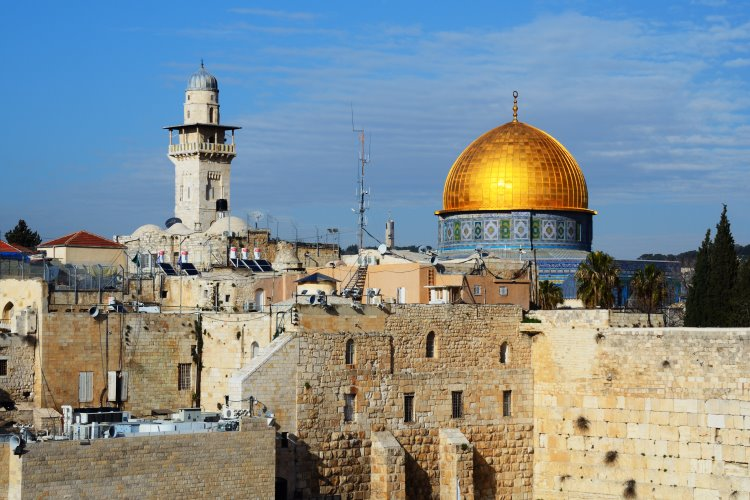 Jerusalem – Wo Traditionen lebendig sind
