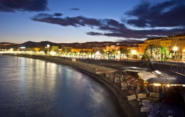 Nizza – die Hauptstadt der Cote d'Azur