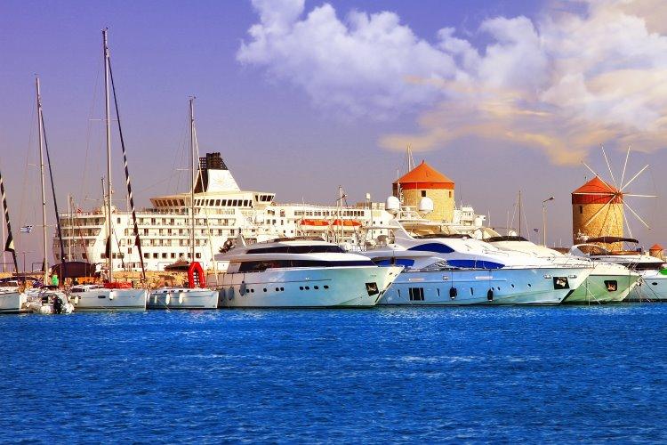 Rhodos Griechenlands faszinierende Insel