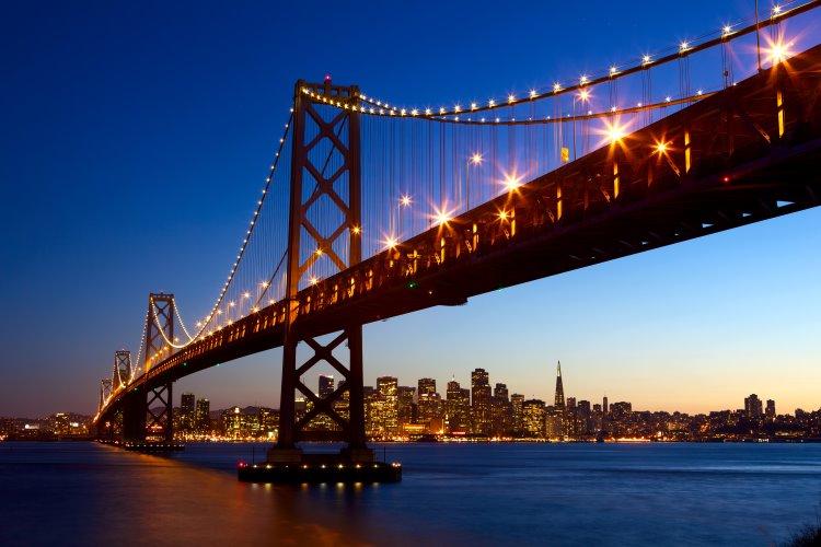 San Francisco – die Stadt der 42 Hügel