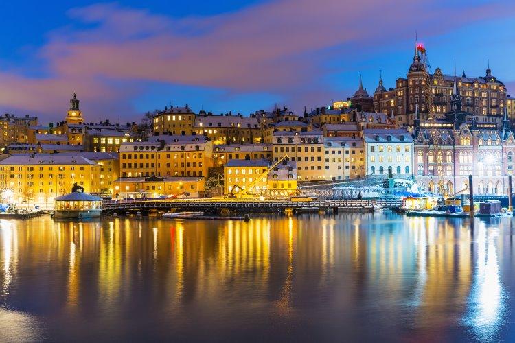 Stockholm – auf Wasser gebaut