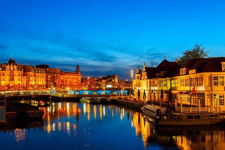 Amsterdam – die niederländische Hauptstadt