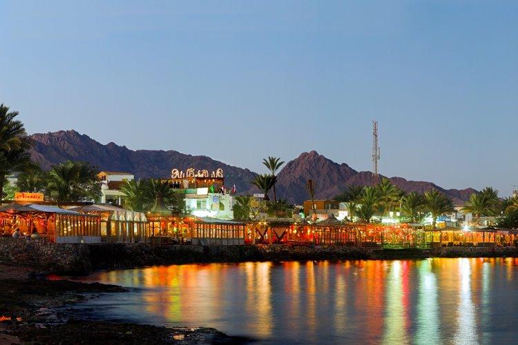 Dahab – Urlaubsort auf der Sinai-Halbinsel