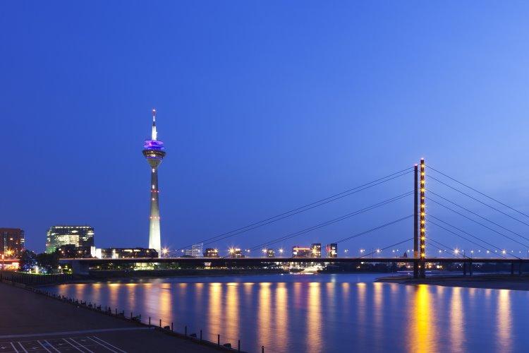 Düsseldorf – die elegante Stadt am Rhein