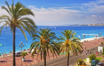 Côte d'Azur – Frankreichs schöne Küste