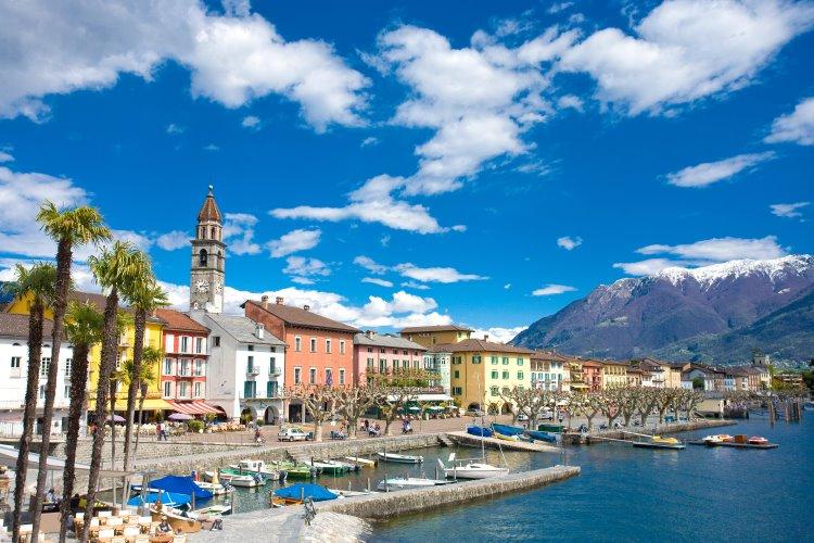 Lago Maggiore die Sehnsucht nach dem Süden