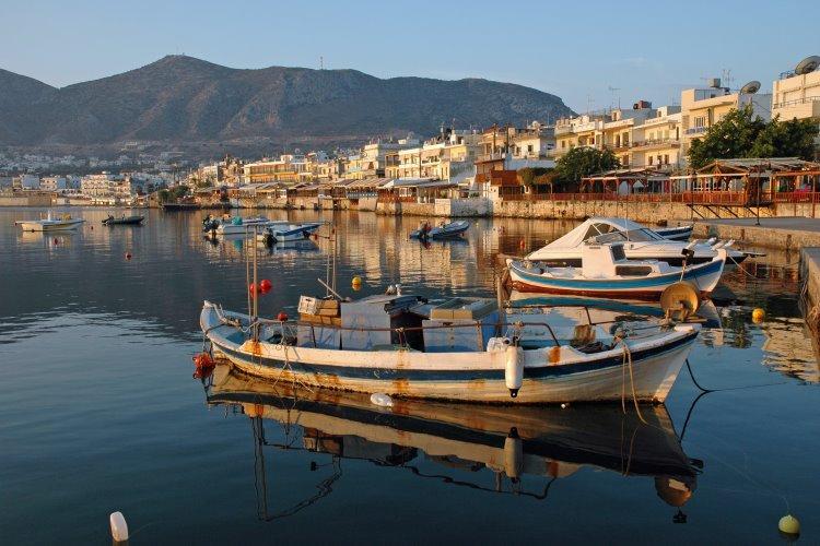 Hersonissos – Strandurlaub auf Kreta