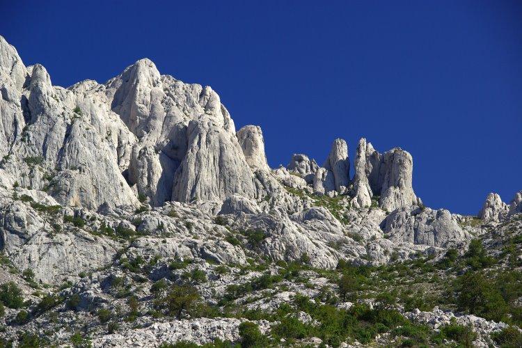 Naturpark Velebit – wunderbare Landschaft in Dalmatien