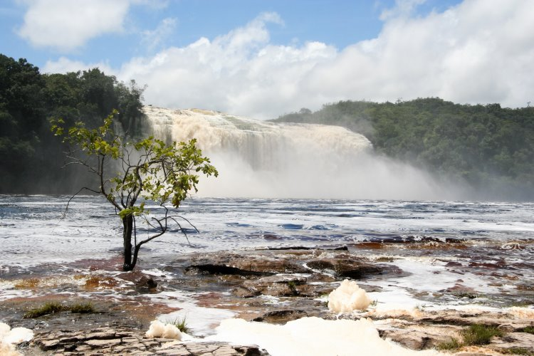 Der Canaima Nationalpark in Venezuela