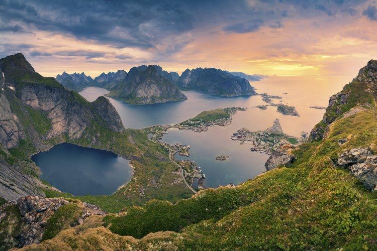 TOP Sehenswürdigkeiten in Norwegen