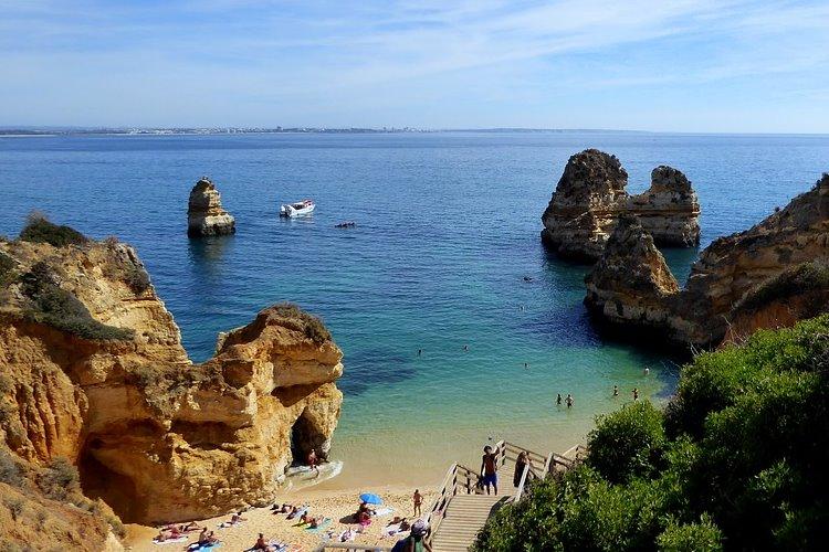 Algarve – wunderschöne Urlaubsregion in Portugal