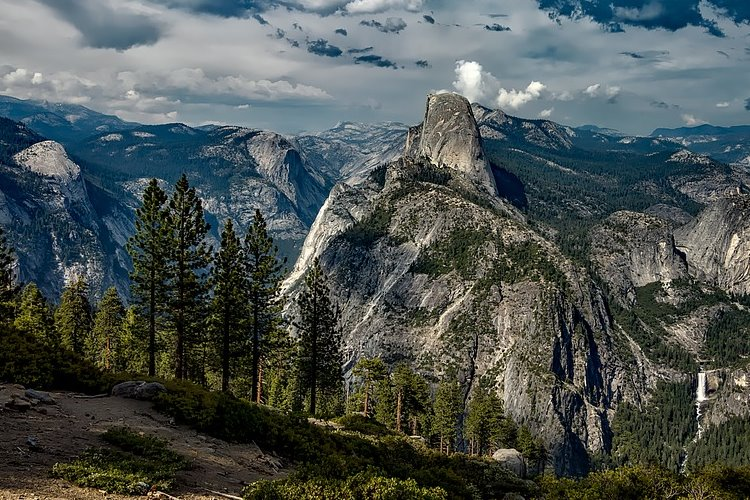 Yosemite-Nationalpark – der älteste Nationalpark der USA