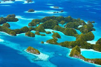 Urlaub auf Palau