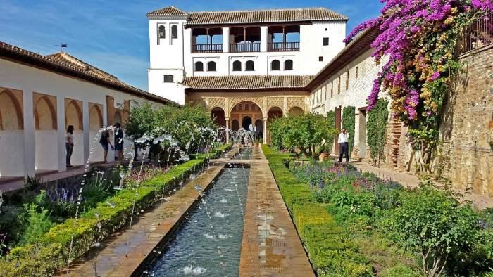 Alhambra Gärten