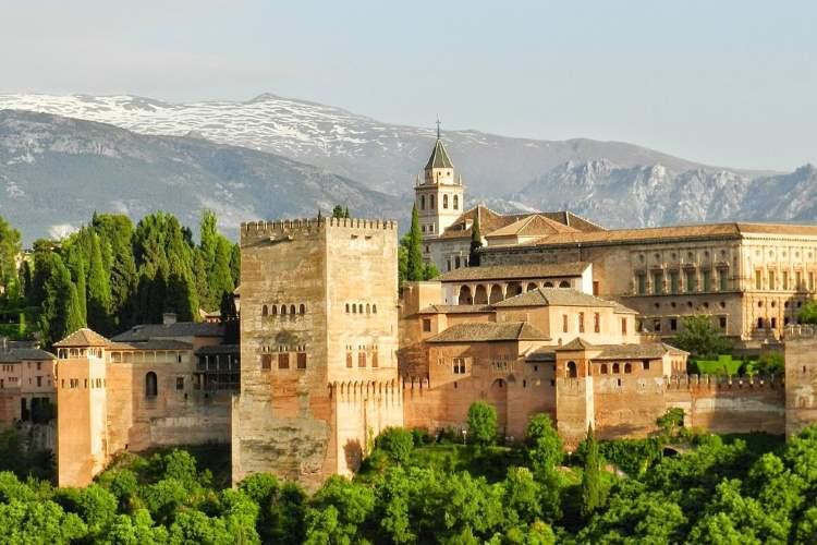Alhambra Granada – Weltkulturerbe in Spanien