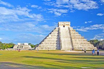Chichén Itzá (Mexiko)