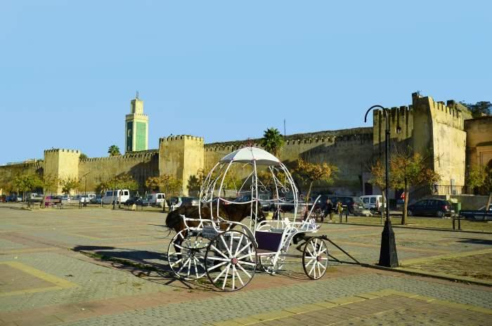 Meknes Marokko