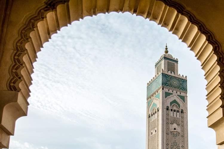 Städte Marokko