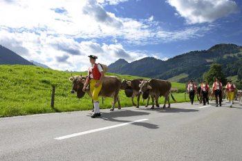 Appenzellerland, Schweiz