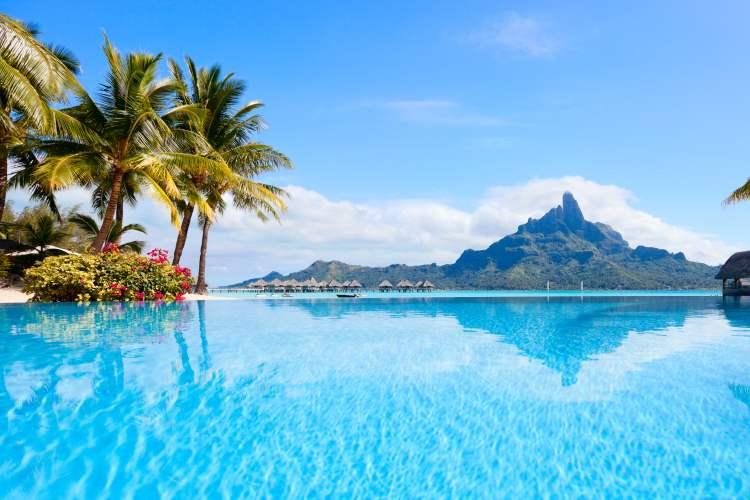 5 Gründe für einen Urlaub auf der Trauminsel Bora Bora