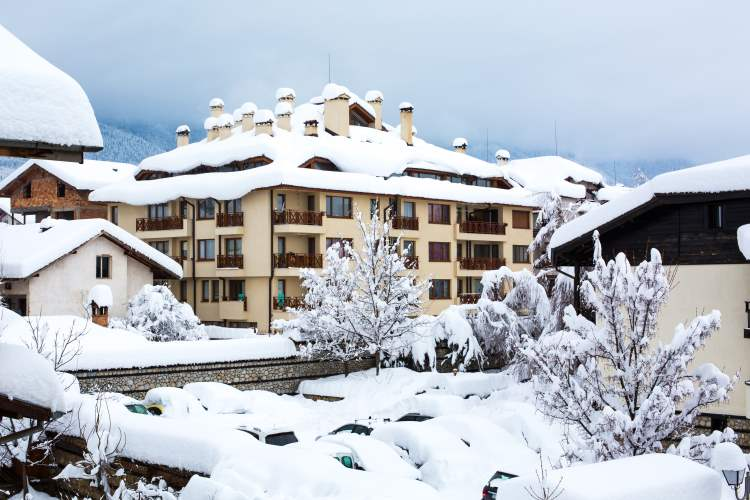 Bulgarien, Winterurlaub