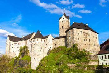 Burg Loket, Tschechien