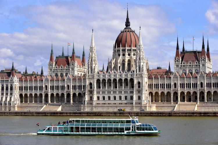Donau Kreuzfahrt Budapest