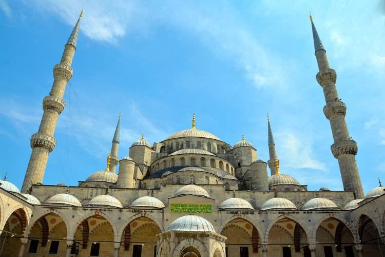 Hagia Sophia Istanbul – Krone der byzantinischen Baukunst