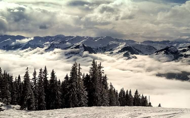Kitzbühel Berge