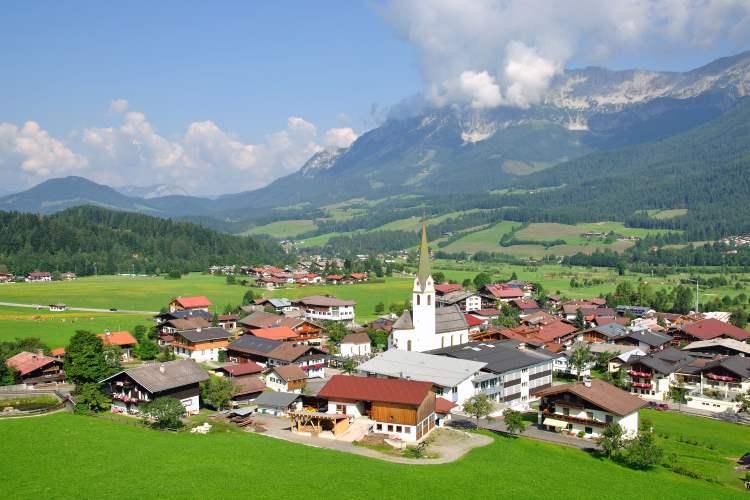 Kitzbühel – Skisport mit Charme und Geschichte