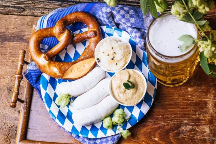Weißwurst Bayern