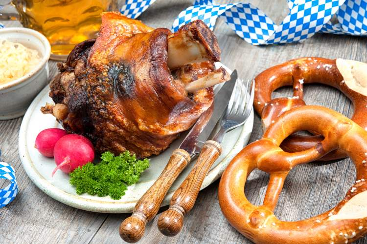 Kulinarische Reise durch Bayern