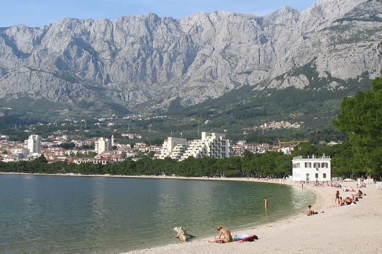 Makarska Strand