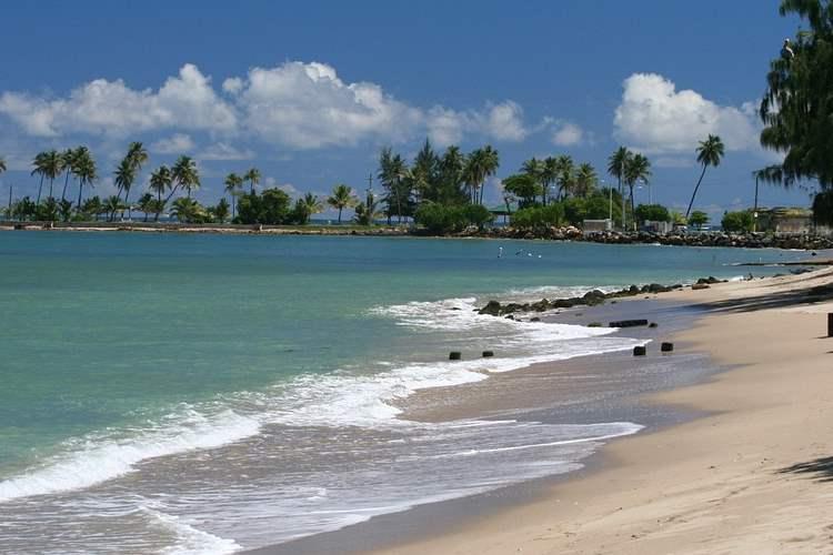 Puerto Rico Strände