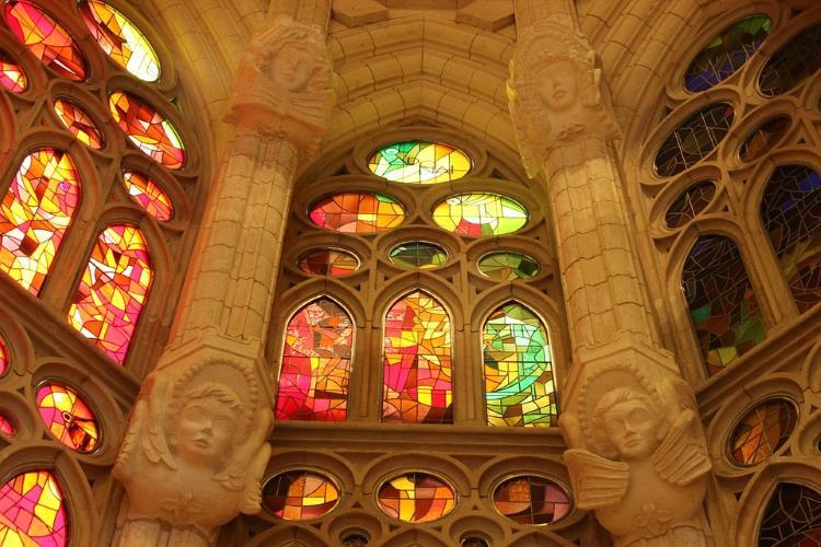 Sagrade Familia Barcelona