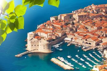 Dubrovnik, Mittelmeer