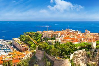 Monaco, Mittelmeer