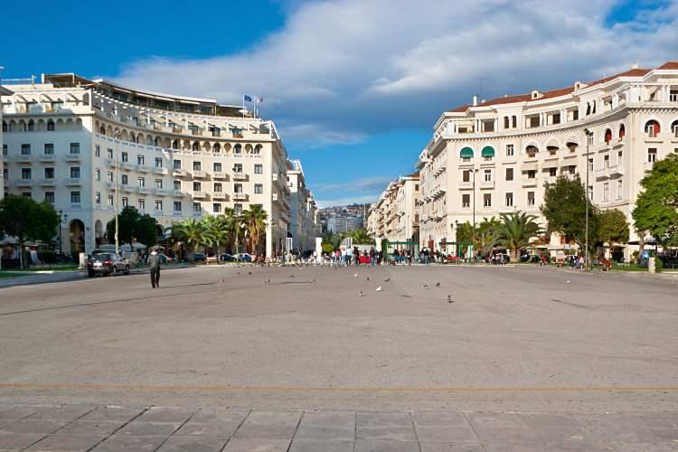 7 gute Gründe für einen Städtetrip nach Thessaloniki