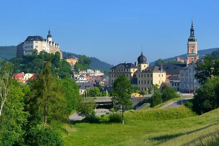 Städte Thüringen